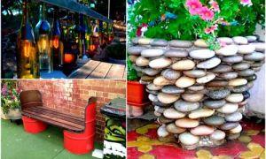 Идеи вашего дома: 17 фантастических идей, которые помогут преобразить дачу без больших затрат