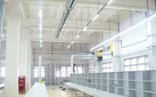 Преимущества светодиодных светильников для промышленных предприятий