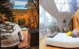 Архитектура: Палатки со всеми удобствами, или Как комфортно отдохнуть современному эко-туристу