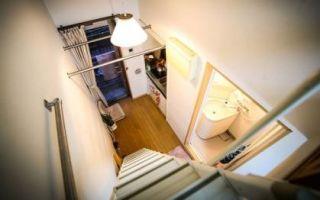 Идеи вашего дома: Девушка умудрилась обустроить 8 кв. метров съемного жилья: поместилось почти все