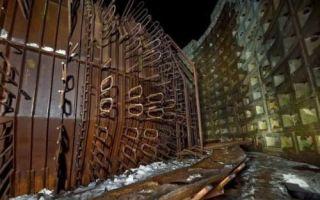 Архитектура: Заброшенный бункер «Ёж»: командный центр СССР,  который мог выдержать удар любого оружия