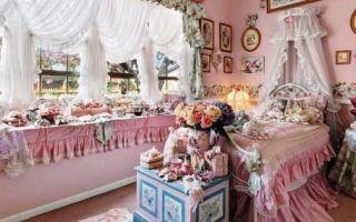 Идеи вашего дома: Безумство рюшей и бантиков: «Самый розовый особняк Мельбурна» выставлен на торги