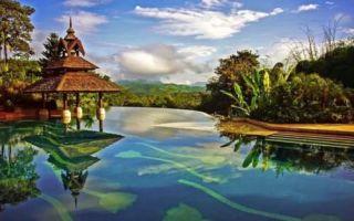 Архитектура: 20 бассейнов мира, в которых можно блаженствовать круглыми сутками