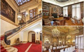 Архитектура: Шикарная нью-йоркская резиденция правительства бывшей Югославии выставлена на торги: там действительно есть, на что посмотреть