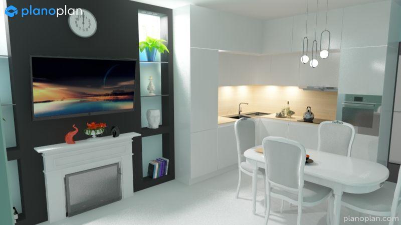 Как самостоятельно сделать дизайн проект квартиры. Планоплан