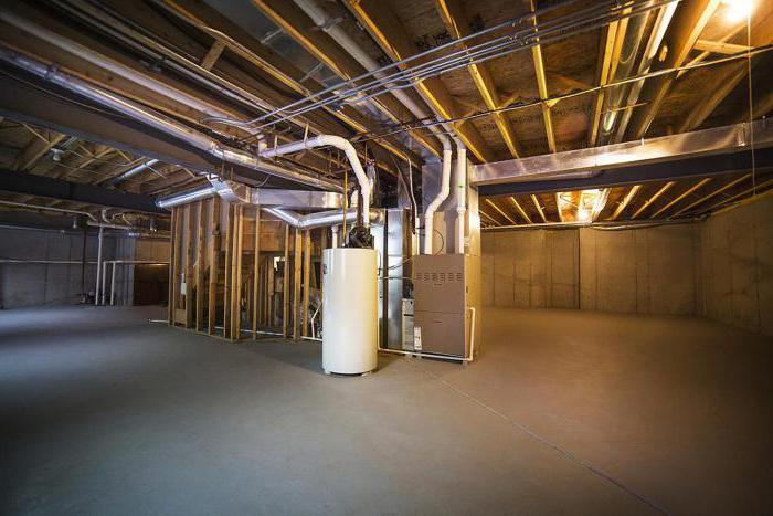 Требования к подвалам многоквартирных домов