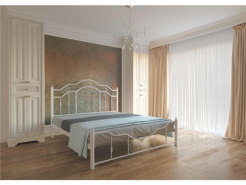 Как правильно выбрать кровать. Металлический каркас