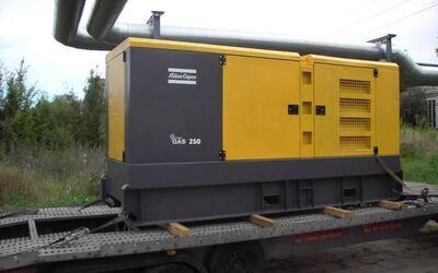 Дизельный генератор для дома и дачи: