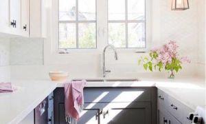 20 примеров маленьких и уютных кухонь
