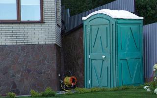 Как организовать туалет на дачном участке