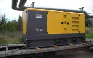 Дизельный генератор для дома и дачи